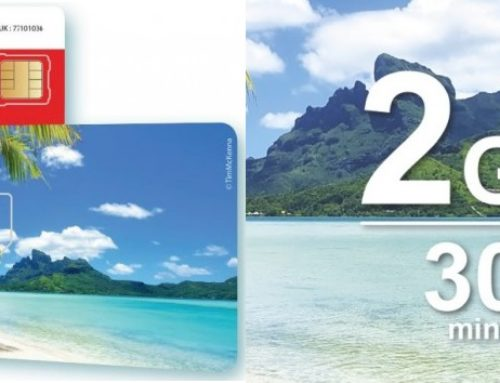New! Vini Travel Card